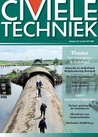 Nummer 5/6 2013, Thema Duurzaam Beheer & Onderhoud