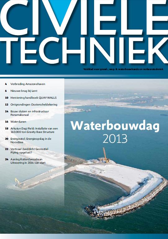 Waterbouwdagspecial 2013