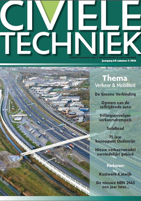 Nummer 3 2014, Thema Verkeer & Mobiliteit