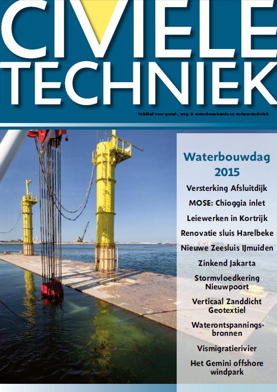 Waterbouwdagspecial 2015