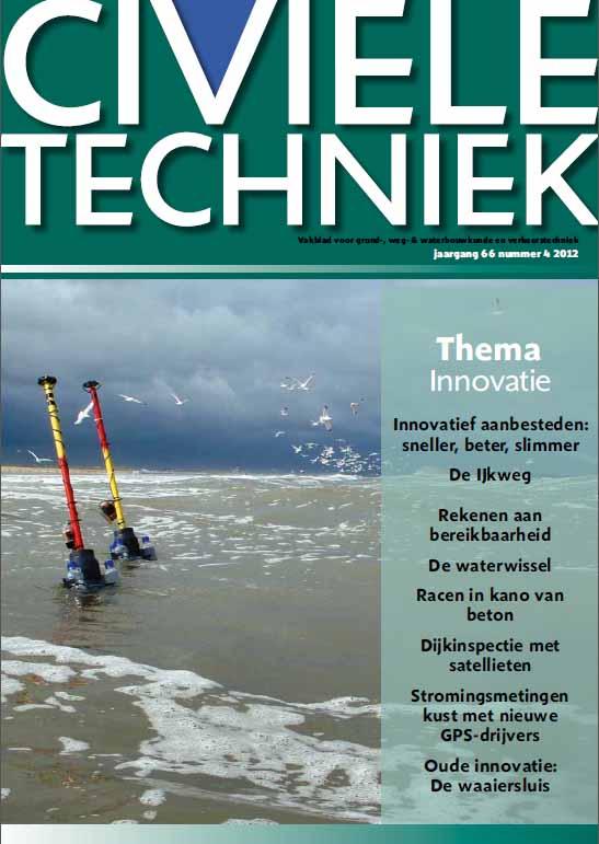 Nummer 4 2012, Thema Innovatie