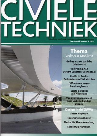 Nummer 3 2013, Thema Verkeer & Mobiliteit