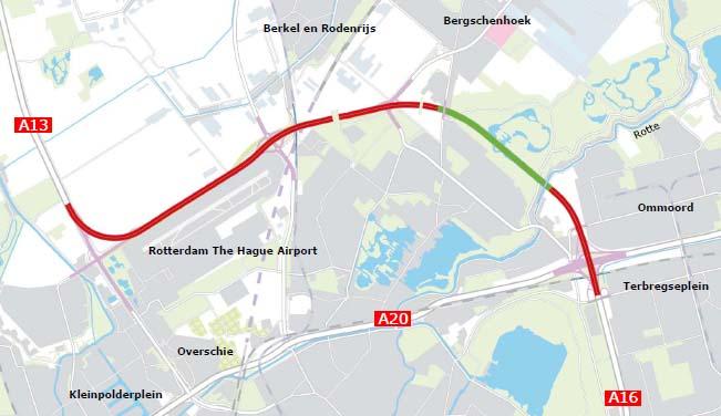 A16 Roterdam